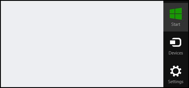 غیر فعال کردن نوار گوشه ویندوز بدون یک هک رجیستری در ویندوز 8.1