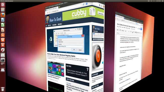 آموزش فعال کردن محافظ های زیبا در اوبونتو(Ubuntu)
