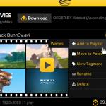 Playlist 150x150 Junior Icon Editor:نرم افزاری برای ویرایش آیکون دسکتاپ ویندوز