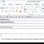 10 entering from address 150x150 اضافه کردن اکانت جیمیل به Outlook 2013 با IMAP