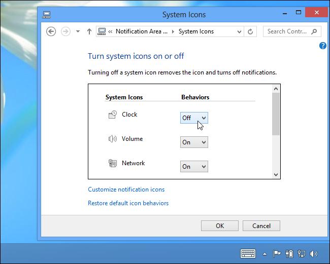 disable-windows-taskbar-clock