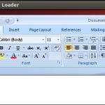microsoft word on linux 150x150 رونمایی از موبایل جدید ال جی که خم می شود