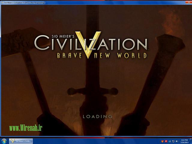 civ5 a دانلود نسخه کامل بازی Civilization V (تمدن 5) 2013