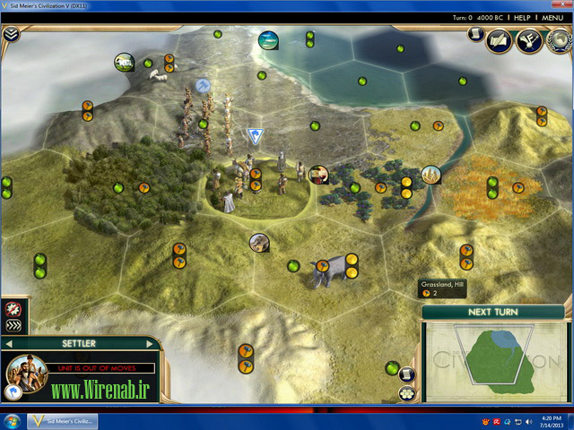 civ5 c دانلود نسخه کامل بازی Civilization V (تمدن 5) 2013