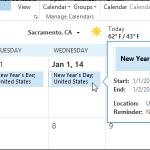 00 lead image holidays outlook1 150x150 اضافه کردن تعطیلات به تقویم شما در Outlook 2013