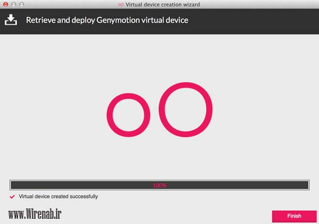 GenymotionDownloadComplete