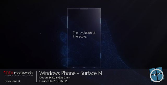 ویدئویی جدید از گوشی Windows Phone Surface-N مایکروسافت