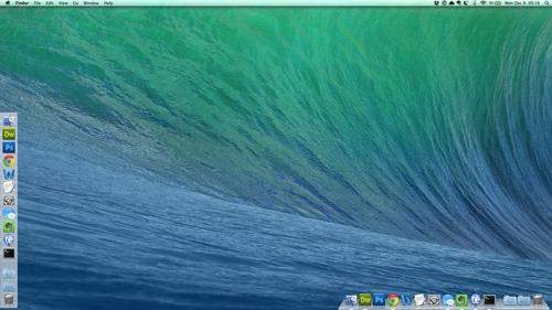 dock align 20 سئوال و جواب درباره سیستم عامل Mac که احتمالا آن را نمی دانید