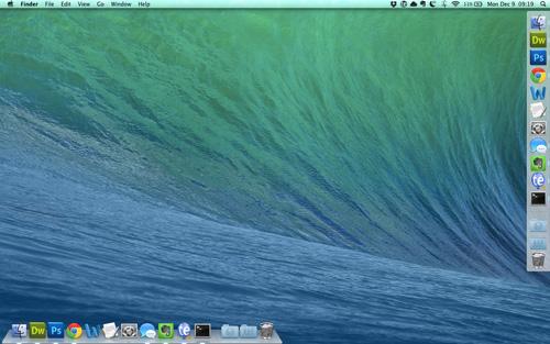 dock align2 20 سئوال و جواب درباره سیستم عامل Mac که احتمالا آن را نمی دانید