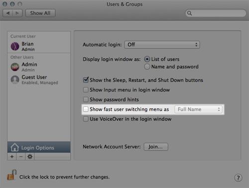 hide name 20 سئوال و جواب درباره سیستم عامل Mac که احتمالا آن را نمی دانید