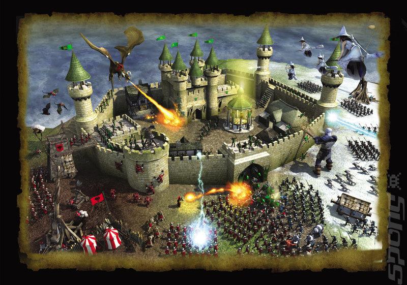 دانلود پچ 1.2 برای بازی افسانه قلعه ها(StrongholdLegends)
