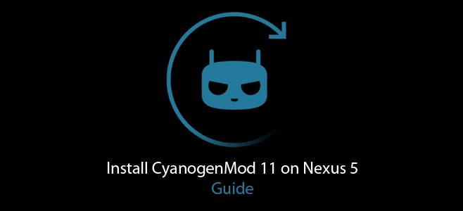 cyanogenmod-11-nexus-5