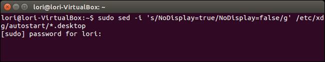 02 command to show hidden apps  نمایش / عدم نمایش راه اندازی پنهان تمام برنامه های کاربردی در اوبونتو 14.10
