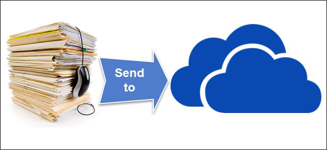 نحوه اضافه کردن OneDrive به منوی زمینه در ویندوز 7 و 8.1