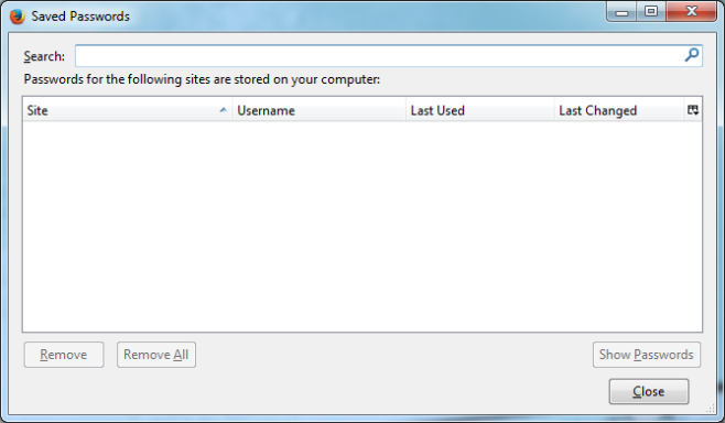 ff32 password manager بررسی ویژگی های جدید فایرفاکس 32 برای دسکتاپ و آندروید