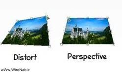 آموزش ترفند پیچ و تاب دادن به تصویر در فتوشاپ