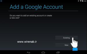 نحوه اضافه کردن حساب های Google به دستگاه Android