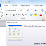 n11 150x150 چگونه به صفحه های ۲۰۱۳ word واترمارک اضافه کنیم