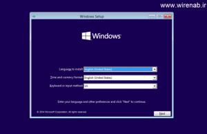 چگونه ویندوز 10 بر روی کامپیوترتان نصب کنید