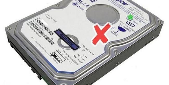 پاکسازی مطمئن و کامل حافظه های HDD و SSD